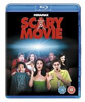 Scary Movie [Blu-ray] [DVD][Region 2]