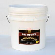 DURAM BITUFLEX RUBBERISED BITUMEN WATERPROOFING MEMBRANE 15L