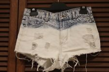 "Shorts Girls Ladies ""Used"" Brand denim XS hardly worn"