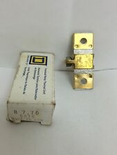 NEW Square D B7.70 Thermal Overload NEW IN BOX