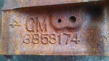 1966 Corvette Chevelle 327 Block 3858174 174 J45 .030 over