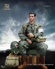 HOT FIGURE TOYS Alert Line AL100014 1/6 WWII U.S. army medic suit