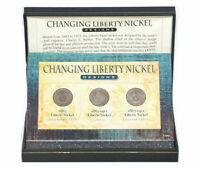 American Coin Treasure Changing Liberty Nickel Coins