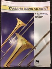 YAMAHA  TROMBONE Method Book 2