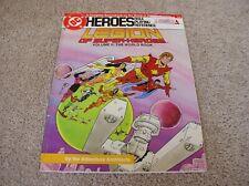 Mayfair Games DC Heroes Legion of Super-Heroes Volume II: The World Book