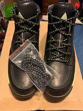 Nike Lunarpath ETW Boots Sz 11 Black Volt Lunarlon ACG