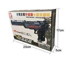 Toy Gun Plastic Eagle Pistol Soft Bullet Gunplay Game Children Gift Airgun Rifle