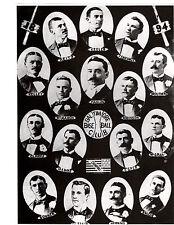 1894 BALTIMORE ORIOLES  LEAGUE CHAMPS 8X10  TEAM PHOTO  BASEBALL  HOF USA