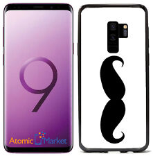 Mustache Stache For Samsung Galaxy S9 Plus + 2018 Case Cover