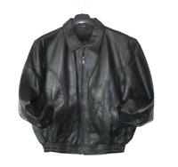 Women's soft genuine lamb leather classic bomber fashion jacket brand New