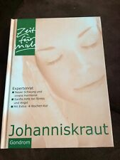 Heilen mit Johanniskraut Harmonie gegen Stress Naturheilmittel Heilpflanze TIPP