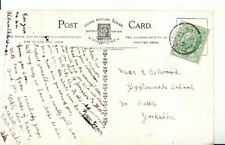 Family History Postcard - Selwood - Settle - Yorkshire - Ref 2707A