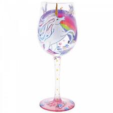 Lolita Unicorn Wine Glass 6001629 - Brand New - Boxed