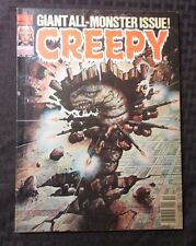 1978 Creepy Warren Horror Magazine #102 Fvf