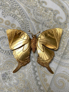 Grande Broche Papillon Christian Dior