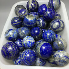 BEST!!! 5000g NATURAL LAPIS LAZULI QUARTZ CRYSTAL SPHERE BALL HEALING 40-60pcs