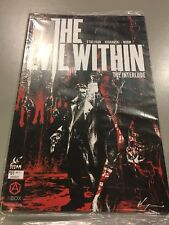 A Box Exclusive The Evil Within The Interlude #1 Titan Comic Book New