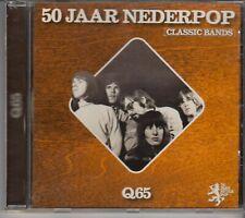 Q65 50 Jaar Nederpop 2008 CD UNIVERSAL HOLLAND nederbeat psych rock