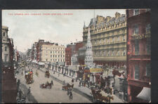 London Postcard - The Strand and Charing Cross Station   RS4693