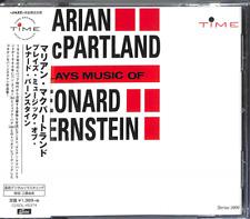 MARIAN MCPARTLAND-PLAYS MUSIC OF LEONARD BERNSTEIN-JAPAN CD C65