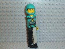LEGO® Technic 1x Figur tech001 Rennfahrer Astronaut Roboter Techniker F911