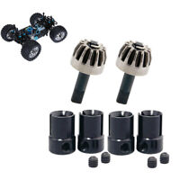 4 pieces Universal Joint Cup 02016 & Metal Drive Gear for HSP 1/10 RC Car