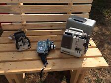 Set Bauer 88D Filmkamera 8 mm