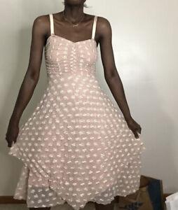 Free People Lace Slip Dress Size Medium