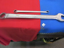 """2"""" Allen & 1 1/16 Williams USA Made Wrenches                         D-0532"""