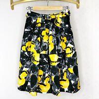 NWT Anthropologie Peony Briar Midi Claire Skirt Size 2
