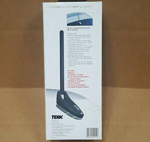 Terk-SR1 XM Satellite Radio Glass Mount Antenna with Dual Connector * New