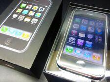 iPhone 2G 4GB NEU OVP ERSTAUSGABE 1.Generation New Sealed RARITÄT first 1G 1st