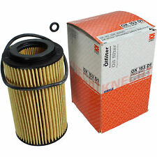 Original MAHLE / KNECHT Ölfilter OX 153D1 Öl Filter Oil