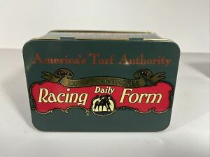 America's Turf Authority Trading Cards Racing Daily Form Anniversary Caesars Set