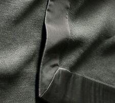 RH SILK BORDER BED THROW Blanket ONE SIZE