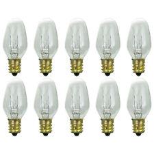 C7 7 Watt CERAMIC Replacement Bulbs Christmas Light 24 Count Per Box C RM1277