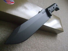 Ka-bar Becker Combat Bowie Fixed Knife BK9 Kabar 22.5cm Cro-van Blade + Sheath