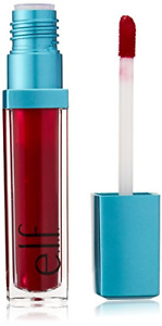 e.l.f AQUA Beauty RADIANT GEL LIP Tint STAIN Red Orange Wash 0.20 oz