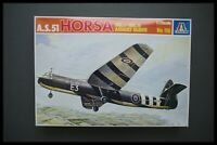 Italeri Italaerei Airspeed A.S.51 Horsa MK1 / 2 British Assault Glider Model Kit