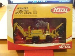Joal 40009JO Vermeer Trencher V-8550, 1:50, BNIB