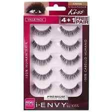 KISS I-ENVY Au Naturale Multi-Pack Eyelashes 5 ea