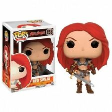 "CONAN THE BARBARIAN - ROUGE SONJA 3.75"" POP VINYLE FIGURINE FUNKO POP FILM 158"