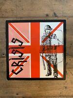 "Crisis - UK '79 B/W White Youth Ardkor Records CRI 002 Vinyl 7"" Single UK 1979"