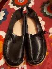 Unbranded Loafers Wide (E) Flats for Women