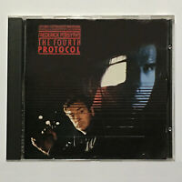 Lalo Schifrin - The Fourth Protocol - 1987 Mint (M) - Filmtrax - Moment CD 109