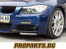 BMW E90 05-09 3er Stoßstange Frontspoiler Spoilerlippe GT splitter klappen flaps