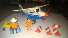 PLAYMOBIL 3788 - Avion Albatros air taxi