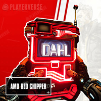 Borderlands 3 - AMD Red Chipper Echo Device Theme - Rare MODDED PC ONLY Skin