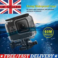 PULUZ 60m Underwater Diving Case Waterproof Housing for GoPro HERO8 Black UK IM