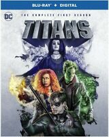 Titans: Complete First Season - 2 DISC SET (REGION A Blu-ray New)
